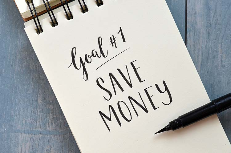 5 Habits of Savers